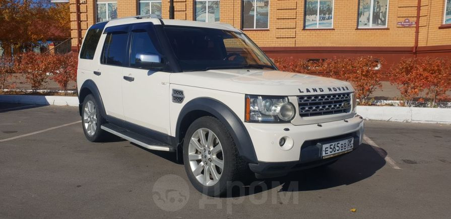 Land Rover Discovery, 2009 год, 1 100 000 руб.