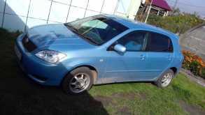 Ангарск Corolla Runx 2002