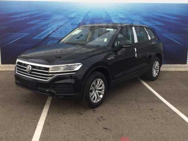 Volkswagen Touareg, 2019 год, 4 790 472 руб.