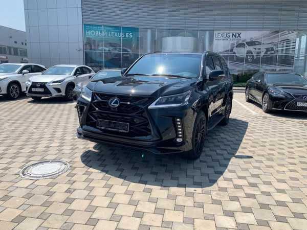 Lexus LX570, 2019 год, 8 500 000 руб.