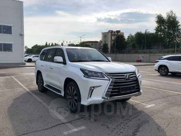 Lexus LX570, 2019 год, 7 633 010 руб.