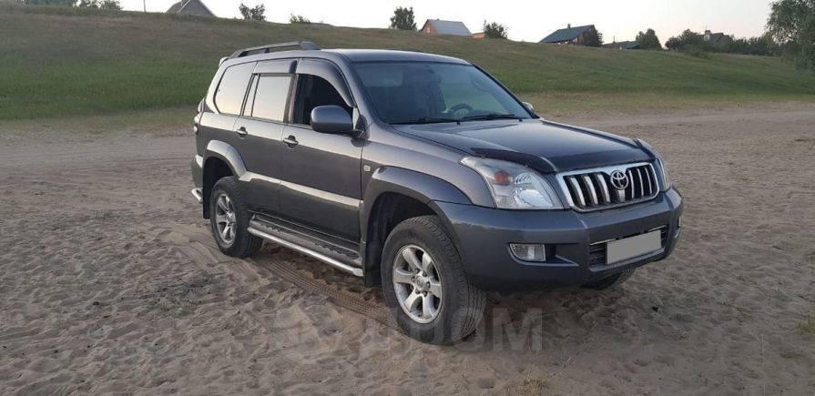 Toyota Land Cruiser Prado, 2008 год, 1 495 000 руб.