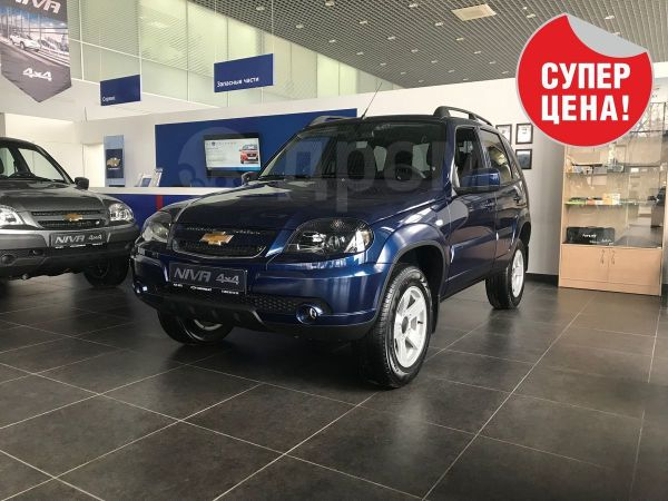 Chevrolet Niva, 2019 год, 670 500 руб.