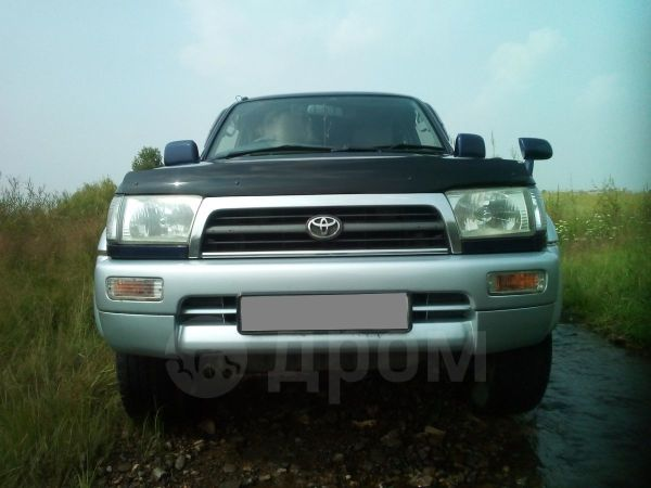 Toyota Hilux Surf, 1996 год, 670 000 руб.