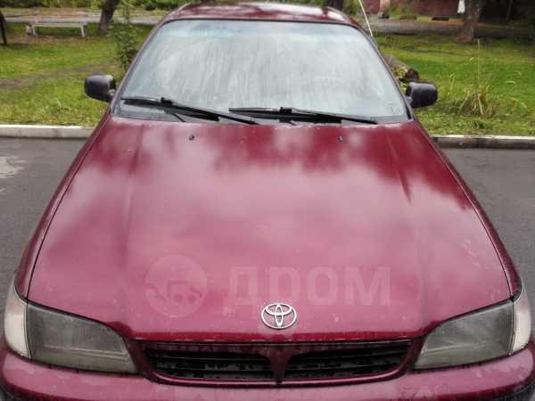 Toyota Carina E, 1997 год, 180 000 руб.