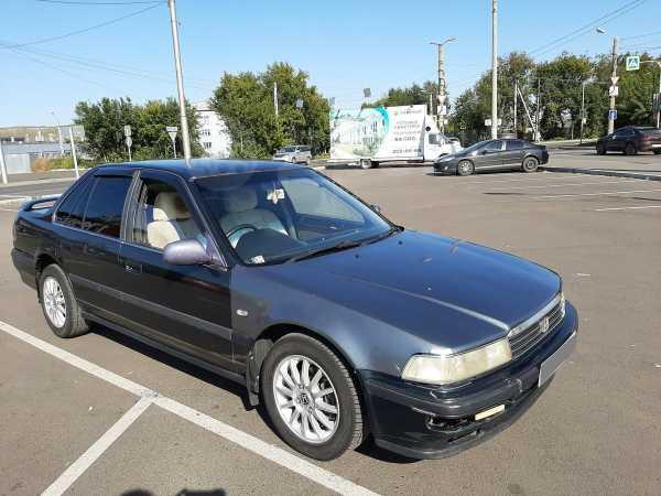 Honda Ascot, 1991 год, 139 000 руб.