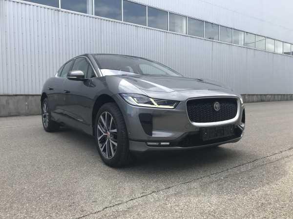 Jaguar I-Pace, 2019 год, 7 367 000 руб.