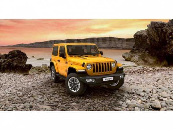Jeep Wrangler, 2019 год, 4 200 000 руб.