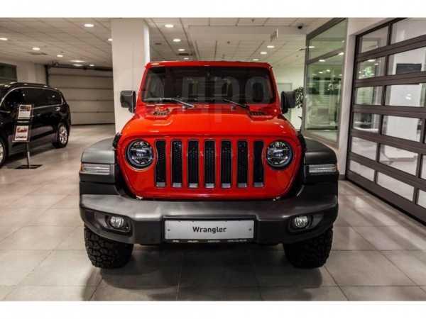 Jeep Wrangler, 2019 год, 4 455 000 руб.