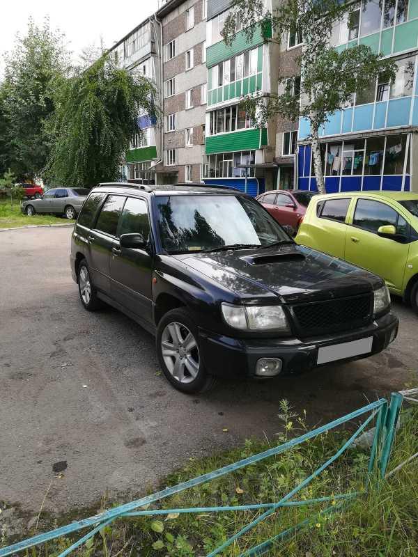 Subaru Forester, 1997 год, 340 000 руб.