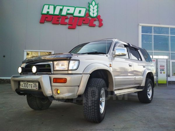 Toyota Hilux Surf, 1996 год, 800 000 руб.