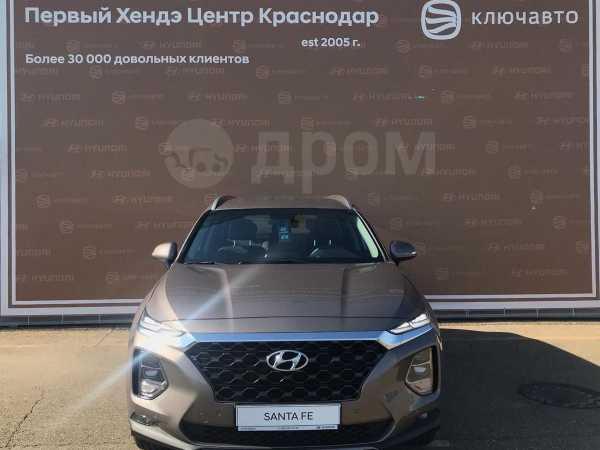 Hyundai Santa Fe, 2019 год, 2 567 724 руб.