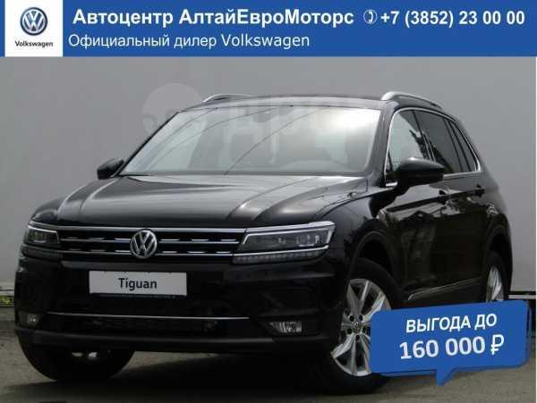Volkswagen Tiguan, 2019 год, 2 272 400 руб.