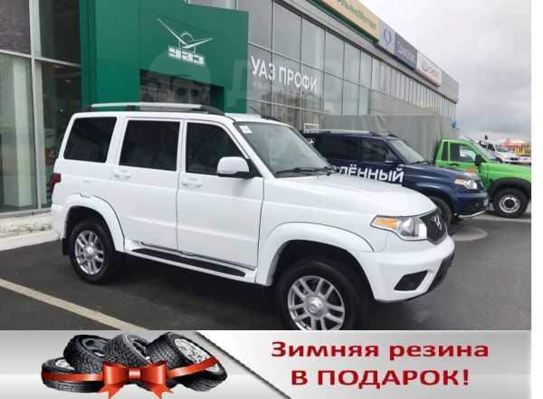 УАЗ Патриот, 2019 год, 1 057 000 руб.