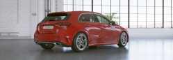 Mercedes-Benz A-Class, 2019 год, 2 642 000 руб.