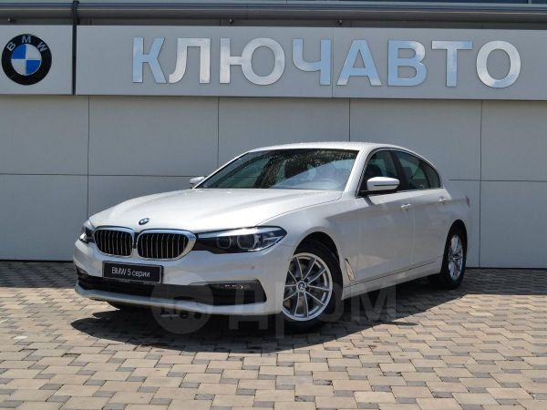BMW 5-Series, 2019 год, 3 200 000 руб.