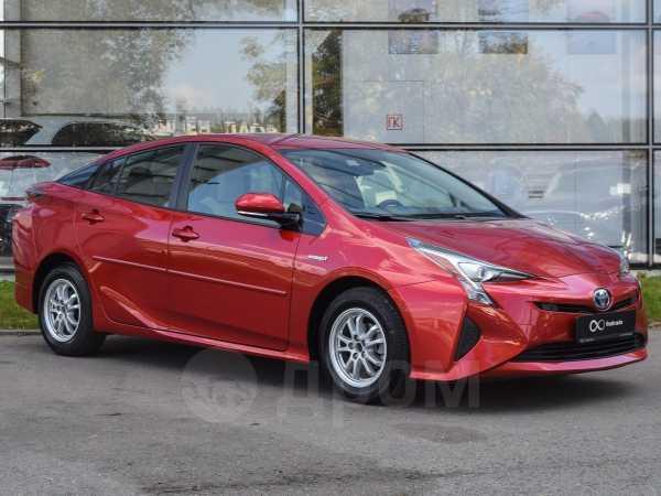 Toyota Prius, 2017 год, 1 749 000 руб.