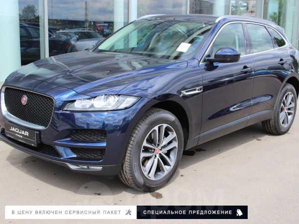 Jaguar F-Pace, 2019 год, 4 728 000 руб.