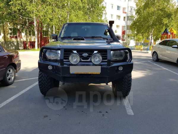 Nissan Patrol, 2001 год, 700 000 руб.