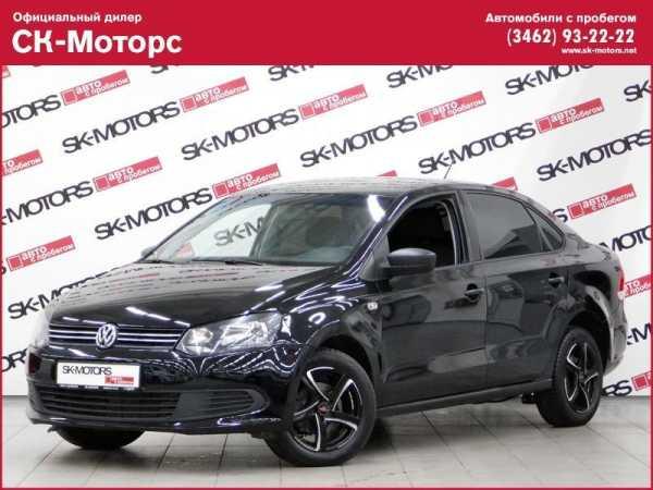 Volkswagen Polo, 2015 год, 445 000 руб.