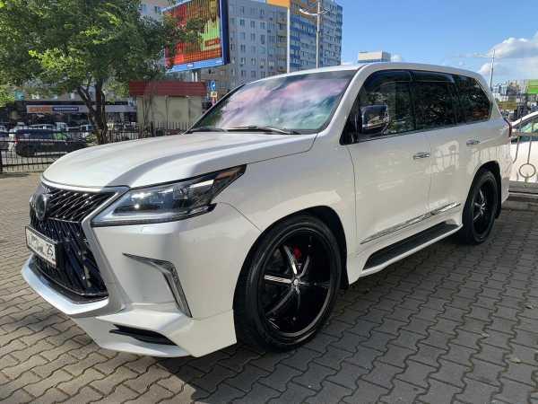 Lexus LX450d, 2015 год, 4 500 000 руб.