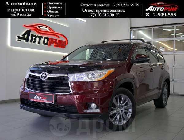 Toyota Highlander, 2014 год, 1 977 000 руб.