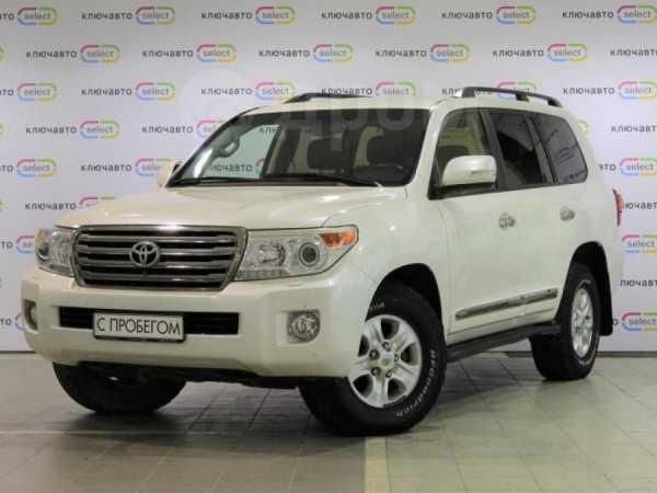 Toyota Land Cruiser, 2012 год, 2 186 000 руб.