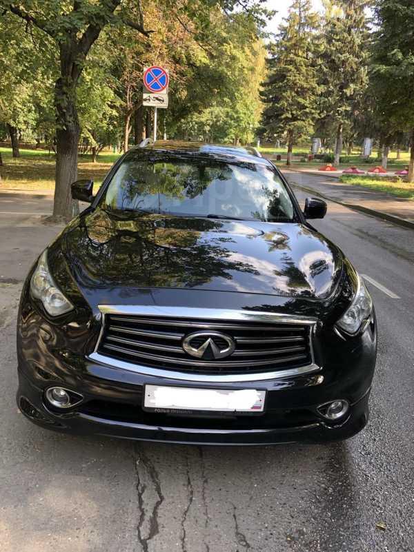 Infiniti FX30d, 2012 год, 1 400 000 руб.