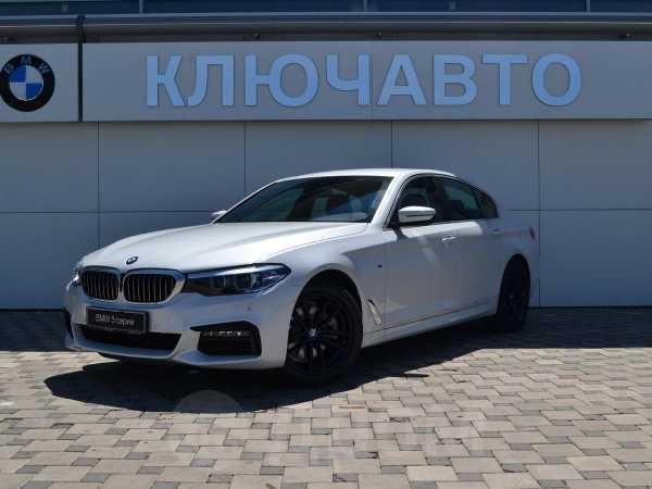 BMW 5-Series, 2019 год, 3 050 000 руб.