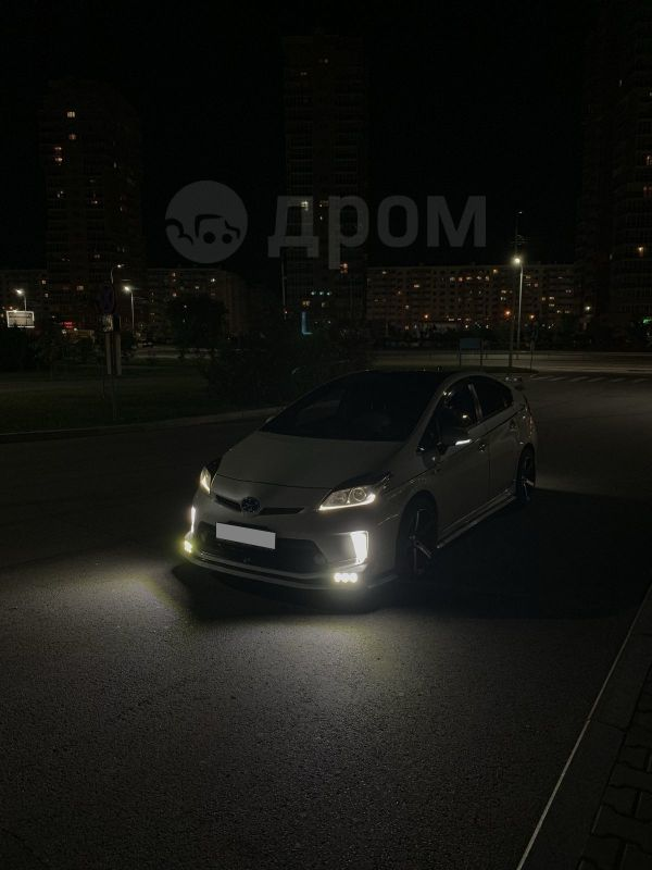 Toyota Prius, 2012 год, 1 200 000 руб.
