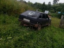 Курагино 2109 1988