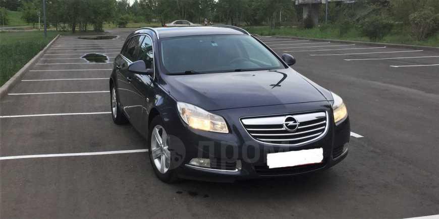 Opel Insignia, 2009 год, 510 000 руб.