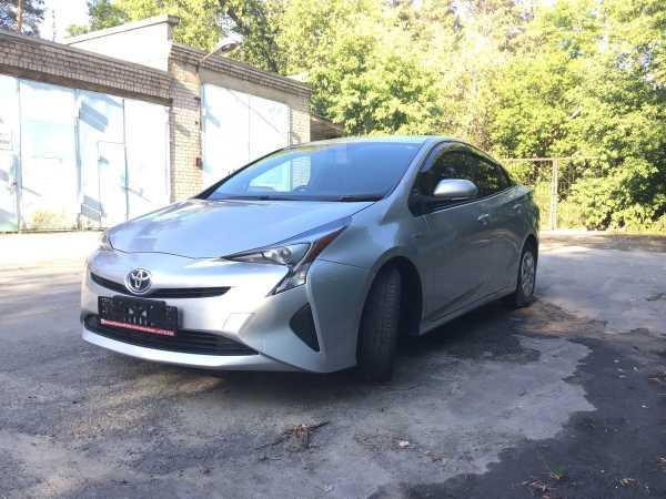 Toyota Prius, 2016 год, 1 170 000 руб.