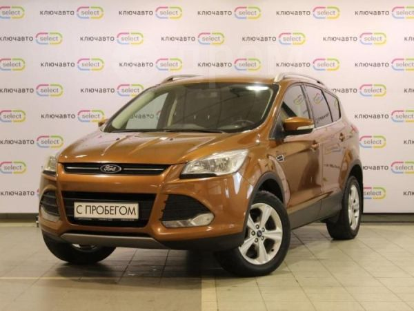 Ford Kuga, 2015 год, 862 000 руб.
