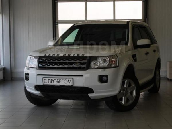 Land Rover Freelander, 2012 год, 862 000 руб.