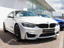 Москва BMW M4 2019