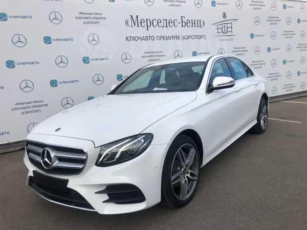 Mercedes-Benz E-Class, 2019 год, 3 650 000 руб.