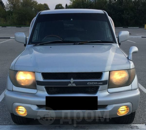 Mitsubishi Pajero iO, 2001 год, 349 000 руб.