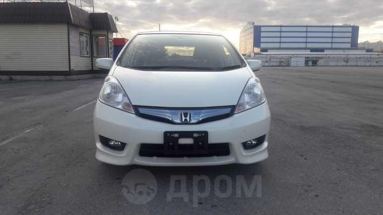Honda Fit Shuttle, 2012 год, 655 000 руб.