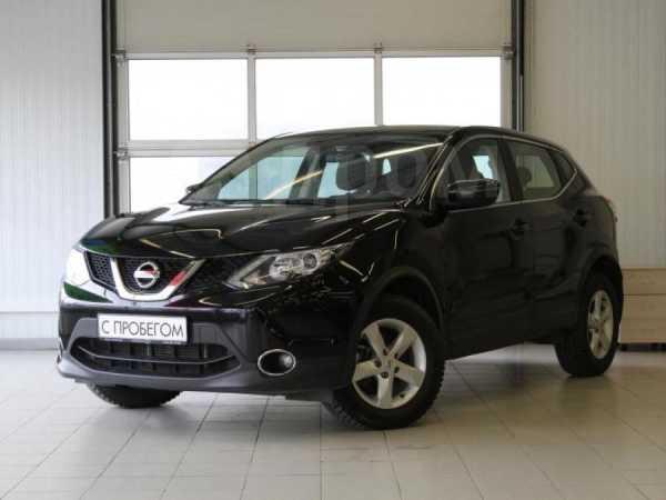 Nissan Qashqai, 2016 год, 1 052 000 руб.