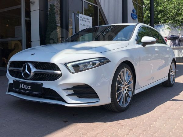 Mercedes-Benz A-Class, 2019 год, 2 166 902 руб.
