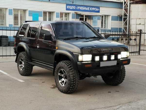 Nissan Terrano, 1991 год, 470 000 руб.