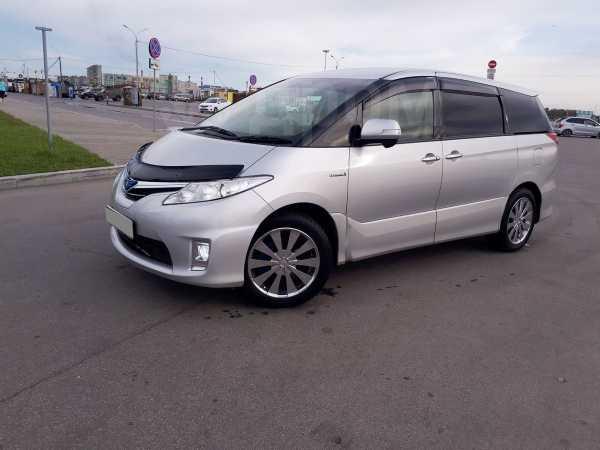 Toyota Estima, 2014 год, 1 550 000 руб.