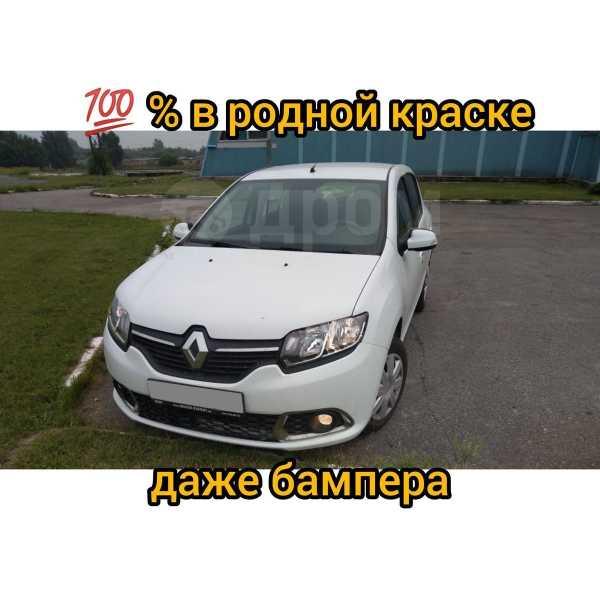 Renault Sandero, 2018 год, 649 000 руб.