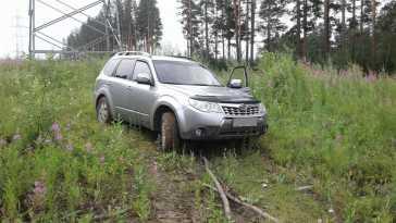 Иркутск Forester 2008