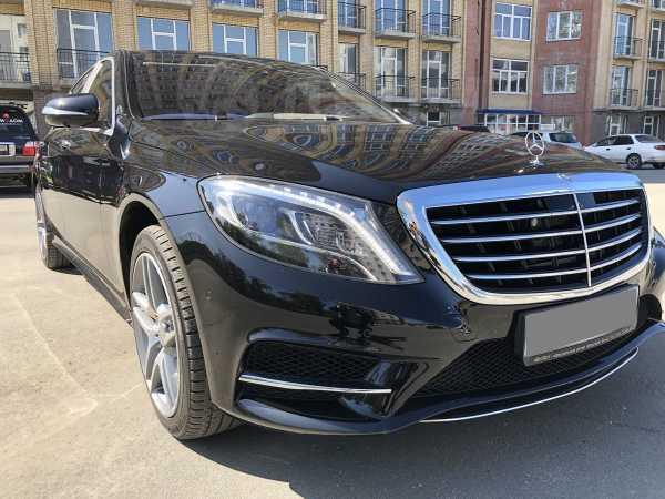 Mercedes-Benz S-Class, 2015 год, 4 080 000 руб.