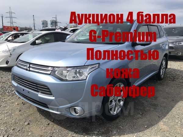 Mitsubishi Outlander, 2013 год, 1 385 000 руб.