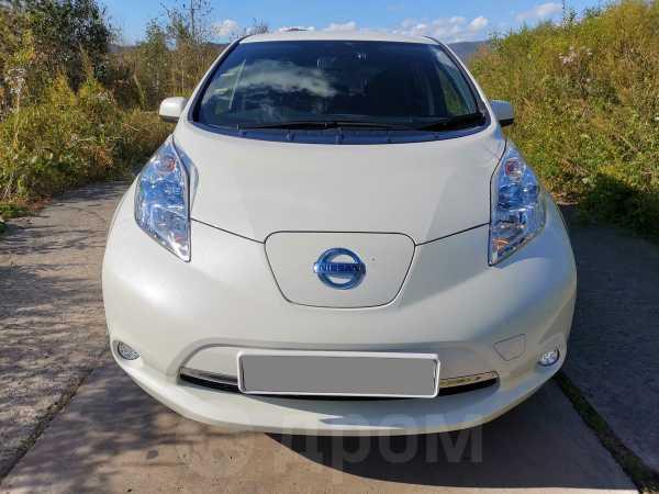 Nissan Leaf, 2015 год, 720 000 руб.