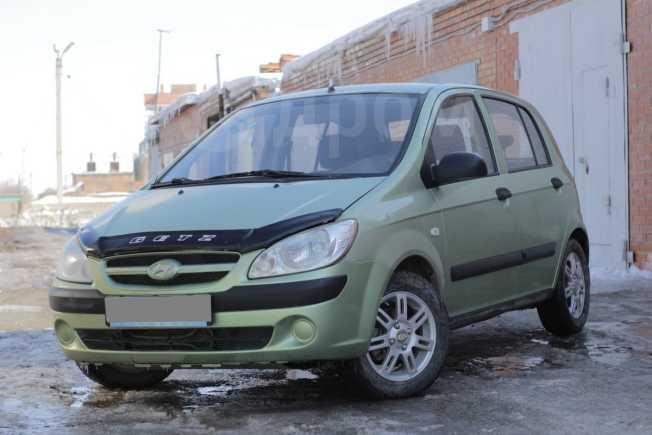 Hyundai Getz, 2008 год, 215 000 руб.
