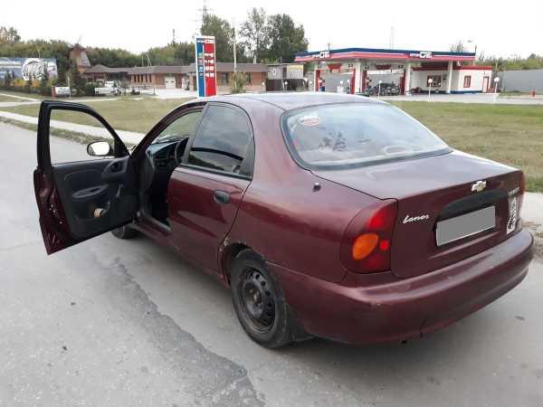 Chevrolet Lanos, 2007 год, 33 000 руб.
